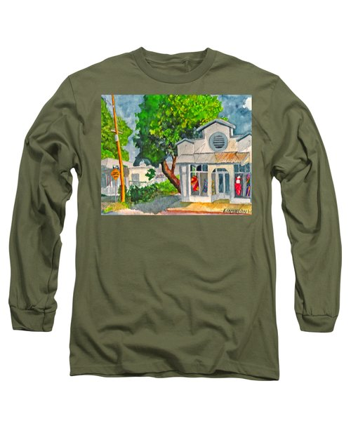 Caseys Place Long Sleeve T-Shirt