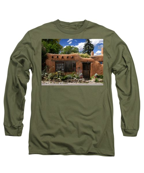 Casita De Santa Fe Long Sleeve T-Shirt
