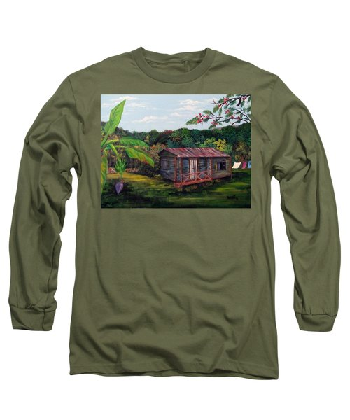 Casita Linda Long Sleeve T-Shirt