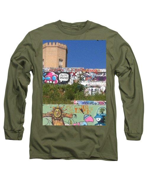 Castle Hill Long Sleeve T-Shirt
