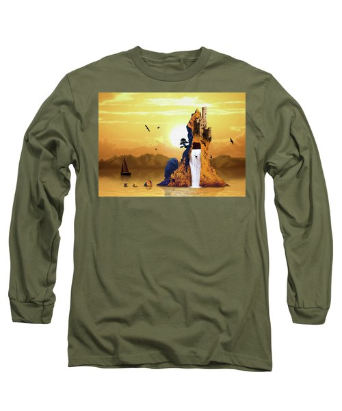 Castle Rising Long Sleeve T-Shirt