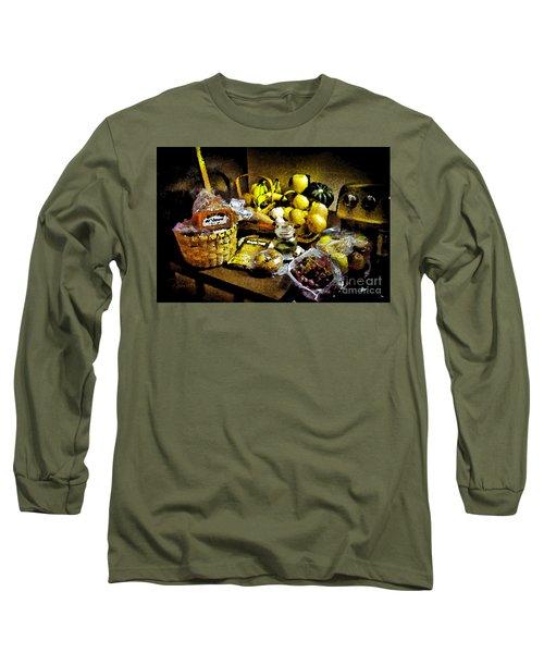 Casual Affluence Long Sleeve T-Shirt