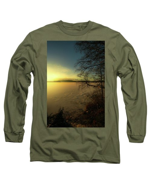 Catch The Light Long Sleeve T-Shirt by Rose-Marie Karlsen