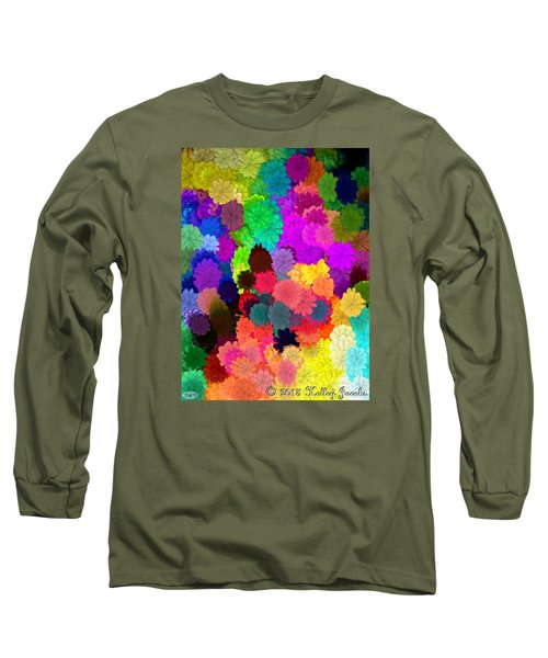 Catcha Little Groove Long Sleeve T-Shirt by Holley Jacobs