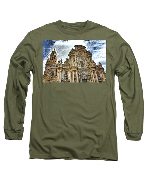 Catedral De Murcia Long Sleeve T-Shirt