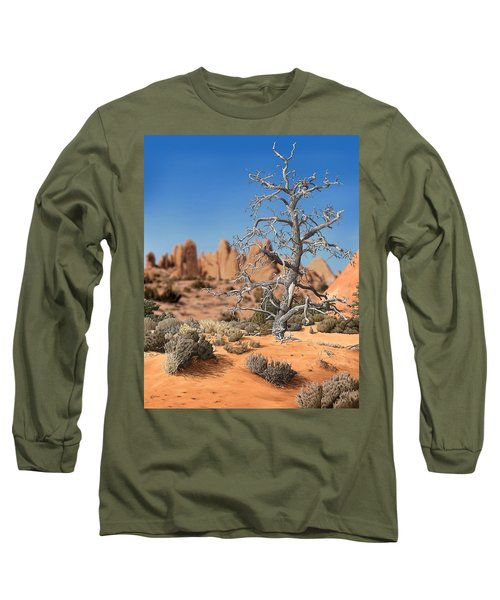 Caught In Your Dying Arms Long Sleeve T-Shirt
