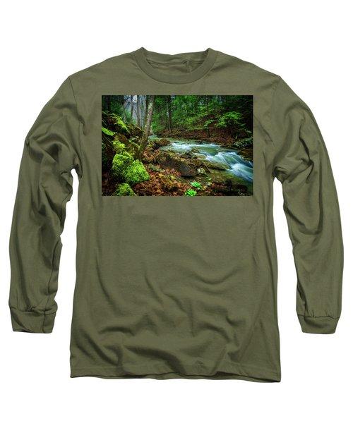 Cave Branch #15 Long Sleeve T-Shirt