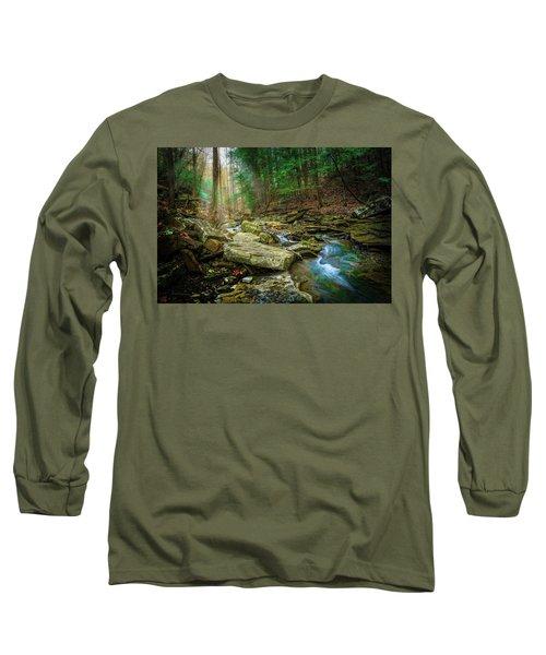 Cave Branch #9 Long Sleeve T-Shirt