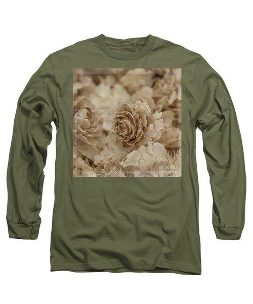 Cedar Rose Square - 3347 Long Sleeve T-Shirt