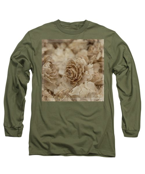 Cedar Rose Square - 3347 Long Sleeve T-Shirt