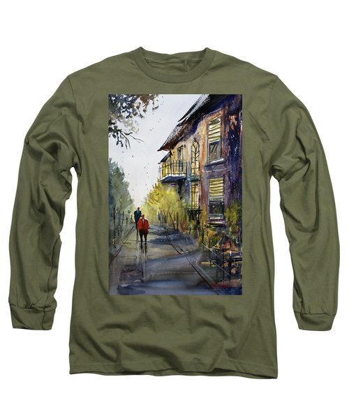 Cedarburg Shadows Long Sleeve T-Shirt