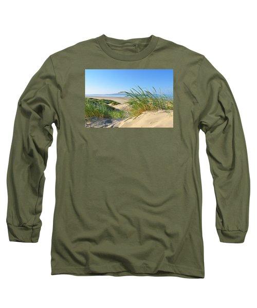 Cefn Sidan Beach 4 Long Sleeve T-Shirt