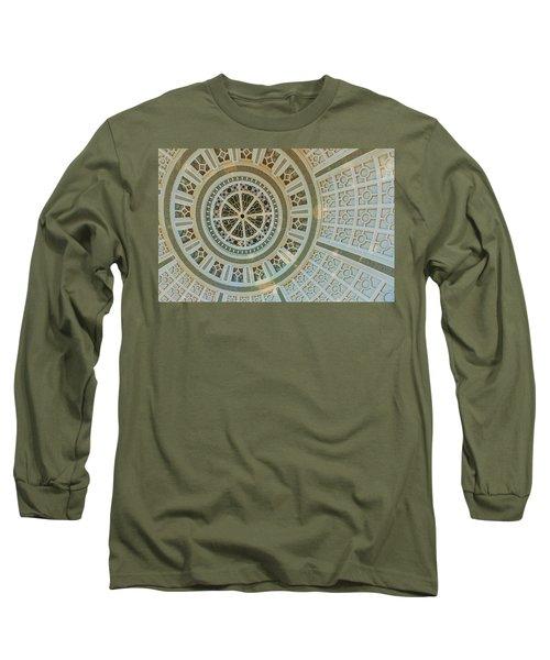 Ceiling Detail Long Sleeve T-Shirt