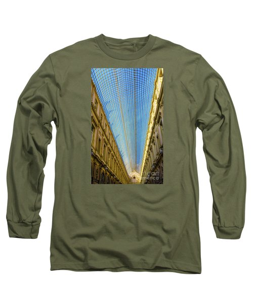 Long Sleeve T-Shirt featuring the photograph Ceiling  by Pravine Chester
