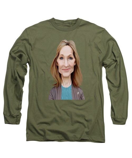 Celebrity Sunday - J.k.rowling Long Sleeve T-Shirt