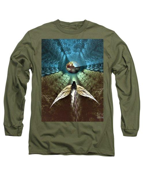 Celestial Cavern Long Sleeve T-Shirt