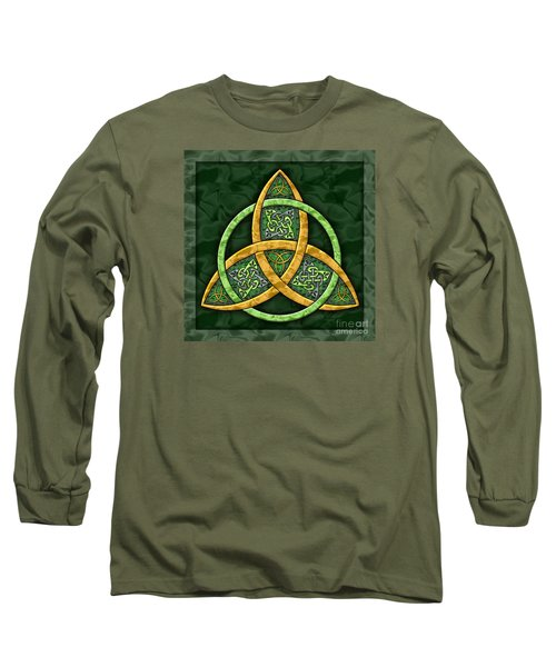 Celtic Trinity Knot Long Sleeve T-Shirt