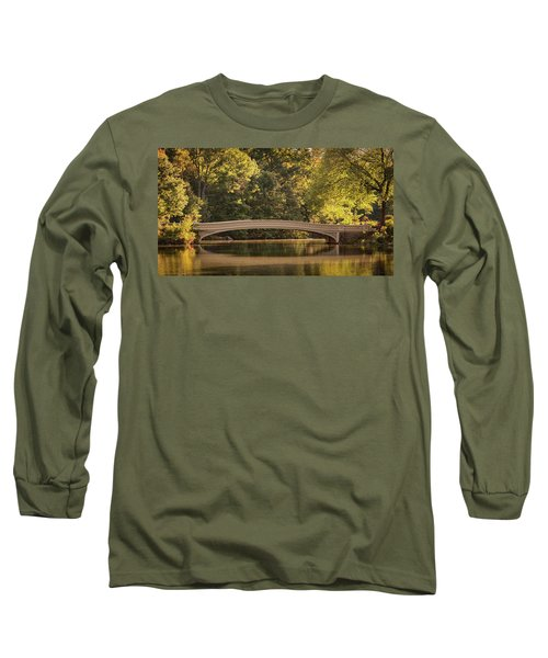 Central Park Bridge Long Sleeve T-Shirt