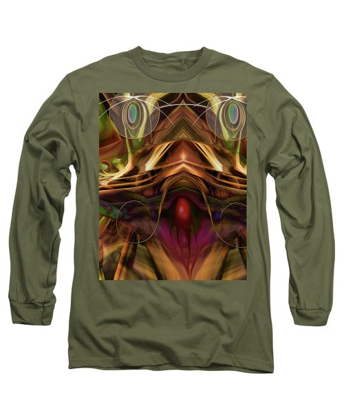 Cerebellum Festival Long Sleeve T-Shirt