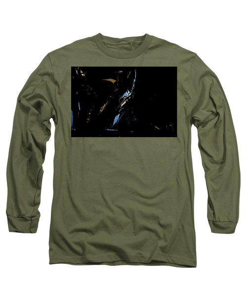 Long Sleeve T-Shirt featuring the photograph Cessna Views I by Paul Job