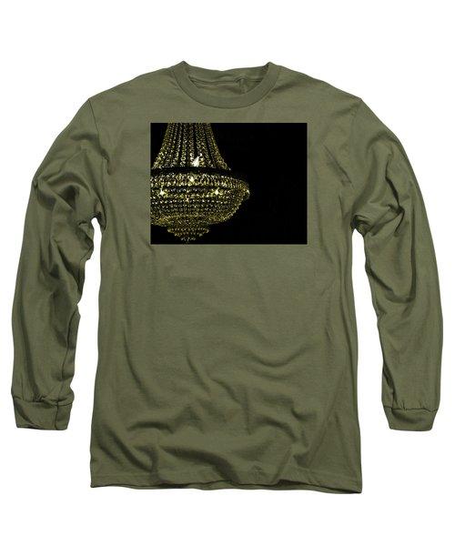 Chandelier Art Long Sleeve T-Shirt by JAMART Photography