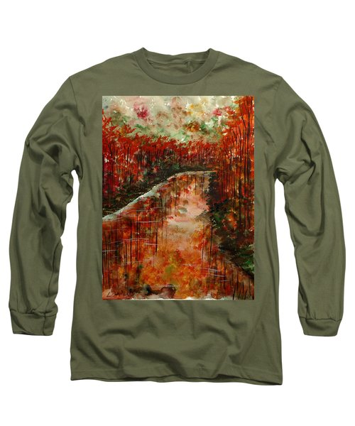 Changing Room Long Sleeve T-Shirt