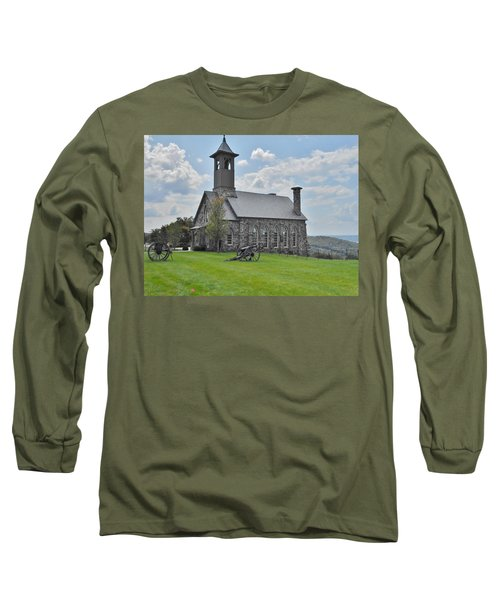 Chapel 2 Long Sleeve T-Shirt
