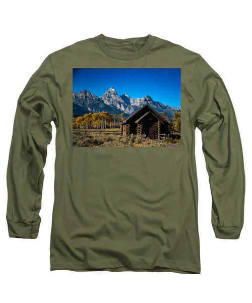 Chapel Of Transfiguration Long Sleeve T-Shirt