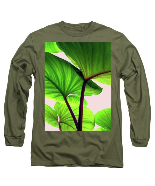 Charming Sequence Long Sleeve T-Shirt