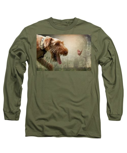 Chasing Dreams Long Sleeve T-Shirt