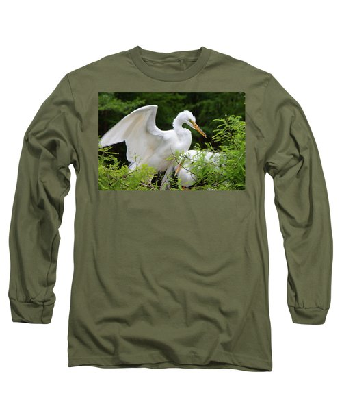 Checking-in Long Sleeve T-Shirt