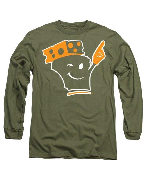 Cheeseheader Long Sleeve T-Shirt