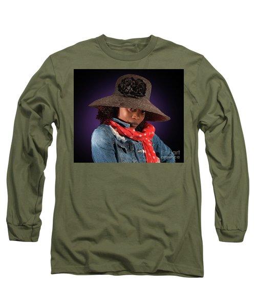 The Colour Purple Long Sleeve T-Shirt