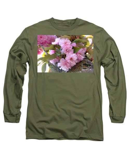 Cherry Blossoms Nbr2 Long Sleeve T-Shirt