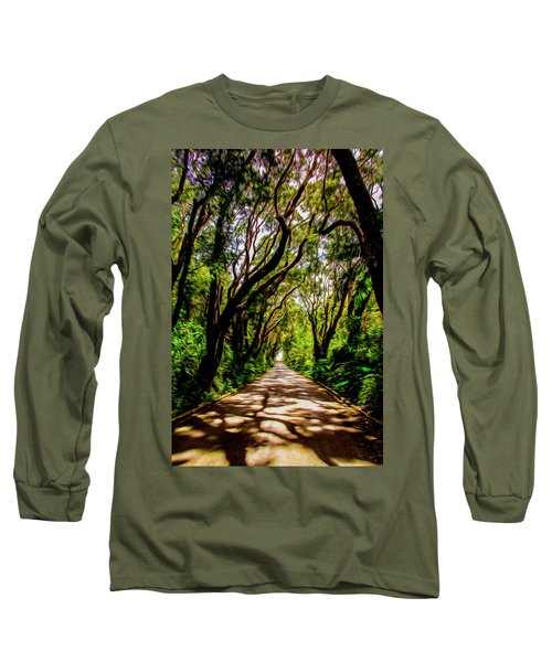 Cherry Tree Hill Long Sleeve T-Shirt