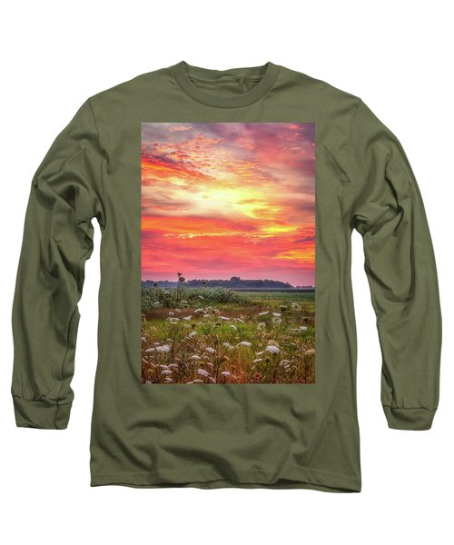 Chesapeake Sunrise I Long Sleeve T-Shirt