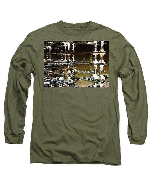 Chess Anyone Long Sleeve T-Shirt