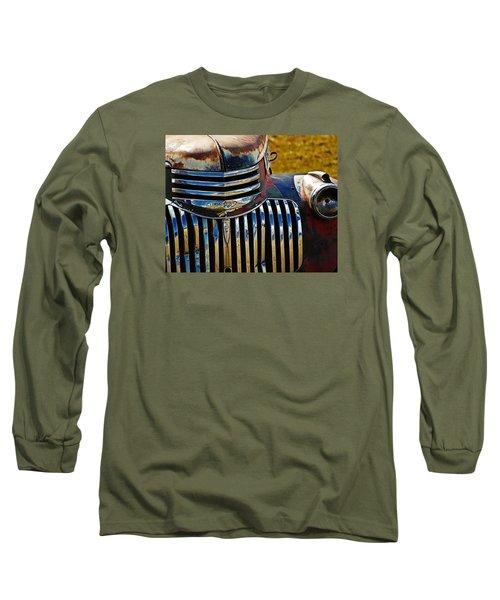 Chevy Truck Long Sleeve T-Shirt