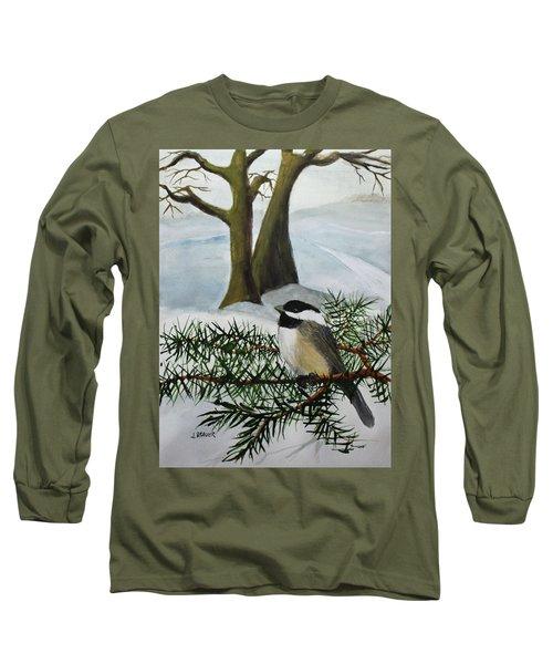 Chicadee  180126 Long Sleeve T-Shirt