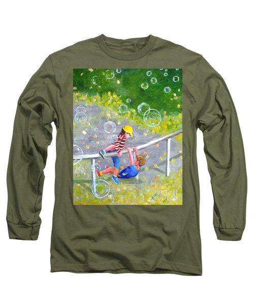 Childhood #1 Long Sleeve T-Shirt