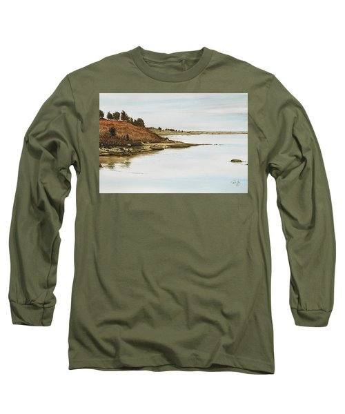 Chilmark Mv Stonewall Pond Long Sleeve T-Shirt
