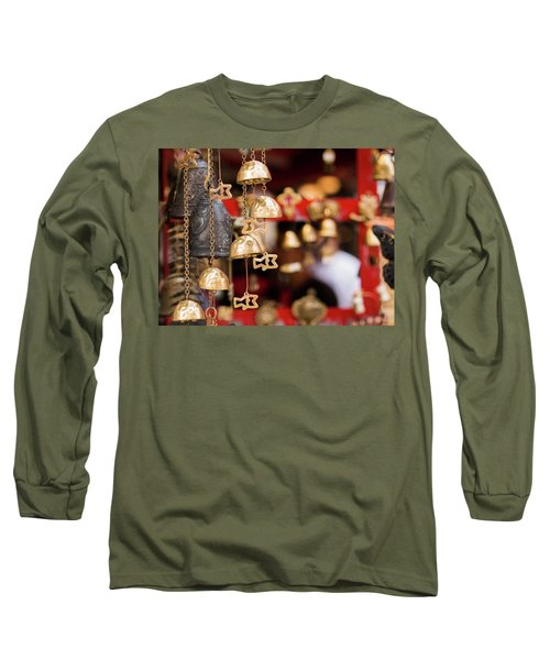 Chime Bell Long Sleeve T-Shirt