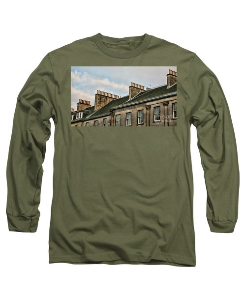 Chimney Architecture Long Sleeve T-Shirt