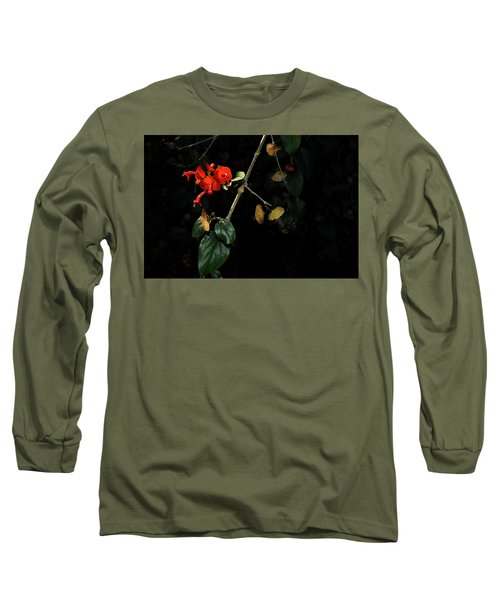 Chinese Hat Plant Long Sleeve T-Shirt