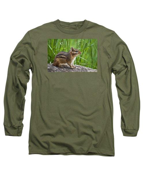 Chipmunk Long Sleeve T-Shirt