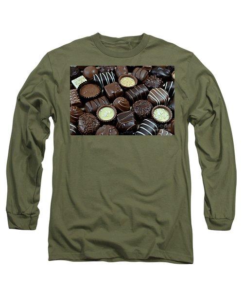 Chocolates Long Sleeve T-Shirt