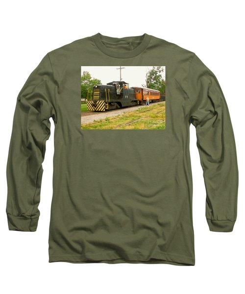 Choo Choo Long Sleeve T-Shirt
