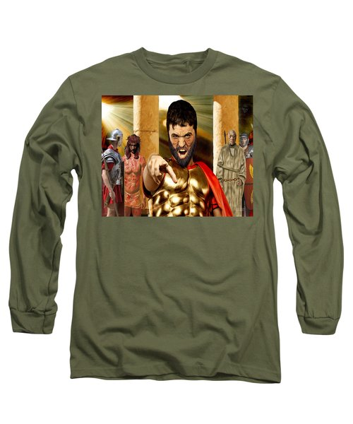 Choose  Long Sleeve T-Shirt