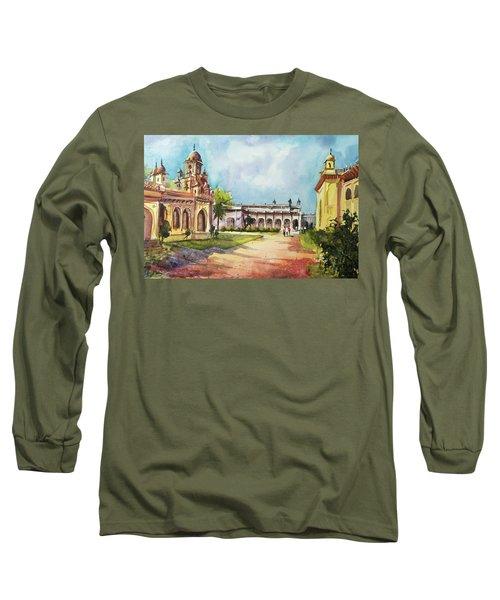 Chowmala Palace Long Sleeve T-Shirt