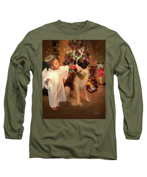Chris And Bern Long Sleeve T-Shirt